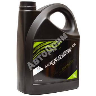 Масло моторное Mazda Original Oil Ultra 5w30, 5 литров (0530-05-TFE)
